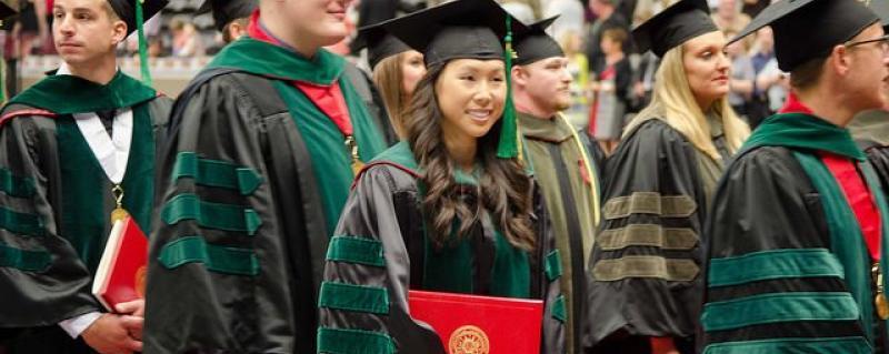 UNMC graduate