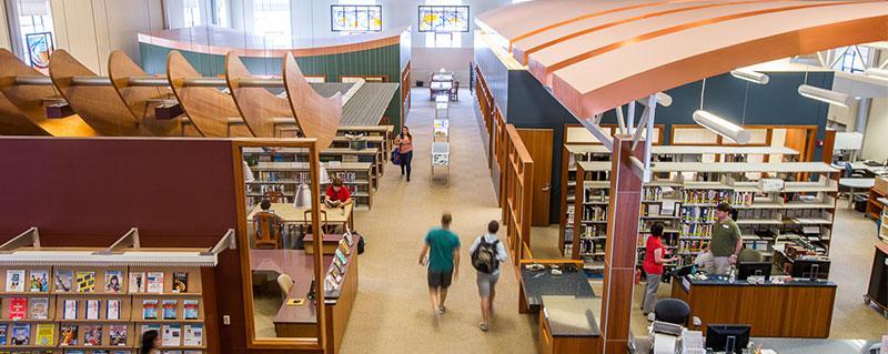 Peru State College bookstore